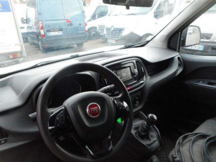 Chassis + carrosserie Fiat Doblo Caisse frigorifique 1.6 MTJ 105 CAISSE FRIGORIFIQUE  Occasion - 7