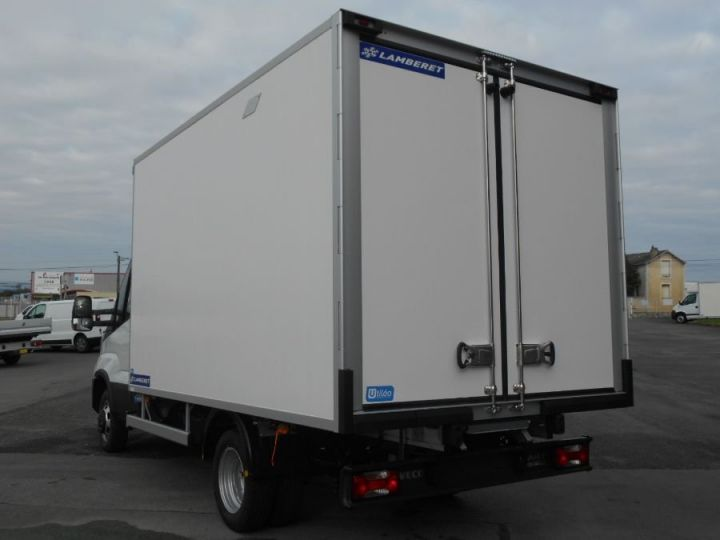 Chassis + carrosserie Iveco CF75 Caisse frigorifique 35C18 HPi TOR Blanc - 4