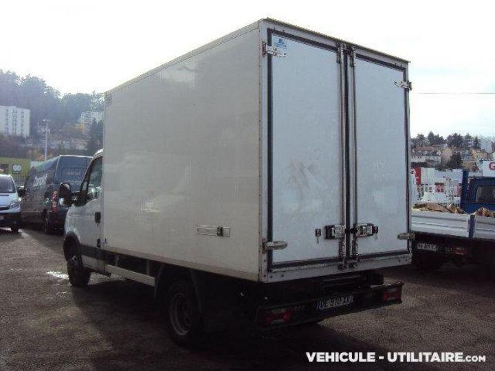 Chassis + carrosserie Iveco Daily Caisse frigorifique 35C15 FRIGO  Occasion - 3