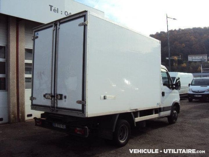 Chassis + carrosserie Iveco Daily Caisse frigorifique 35C15 FRIGO  Occasion - 4