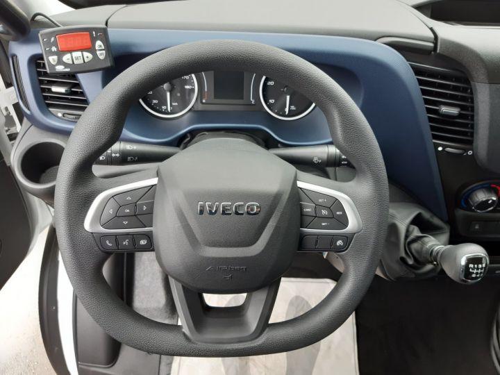 Chassis + carrosserie Iveco Daily Caisse frigorifique 35C16H CAISSE FRIGORIFIQUE EMPATTEMENT 3450 TOR BLANC - 8