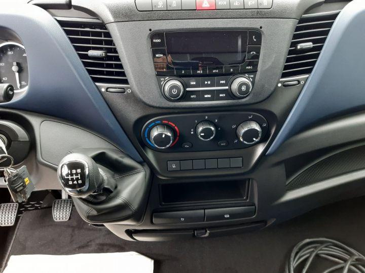 Chassis + carrosserie Iveco Daily Caisse frigorifique 35C16H CAISSE FRIGORIFIQUE EMPATTEMENT 3450 TOR BLANC - 9