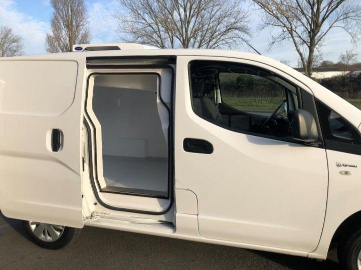 Chassis + carrosserie Nissan NV200 Caisse frigorifique BLANC - 4