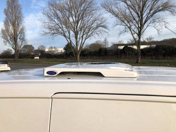 Chassis + carrosserie Nissan NV200 Caisse frigorifique BLANC - 8