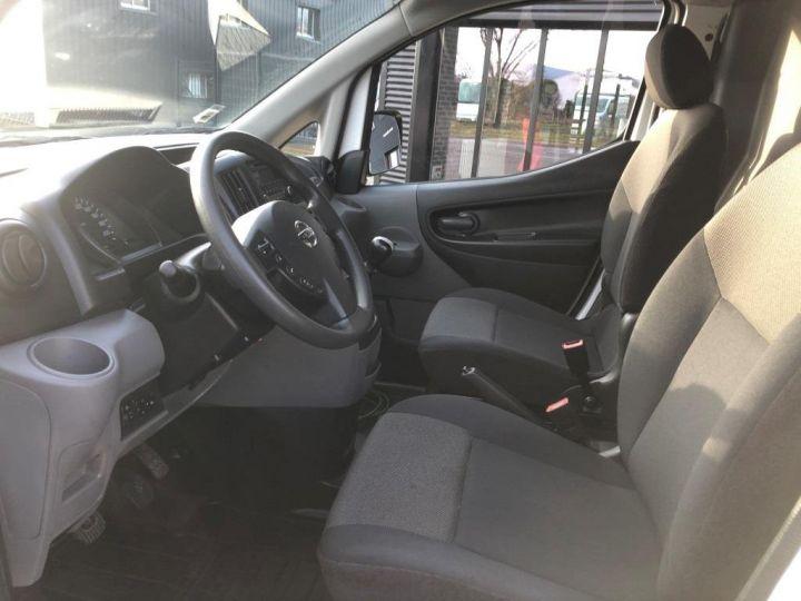 Chassis + carrosserie Nissan NV200 Caisse frigorifique BLANC - 9