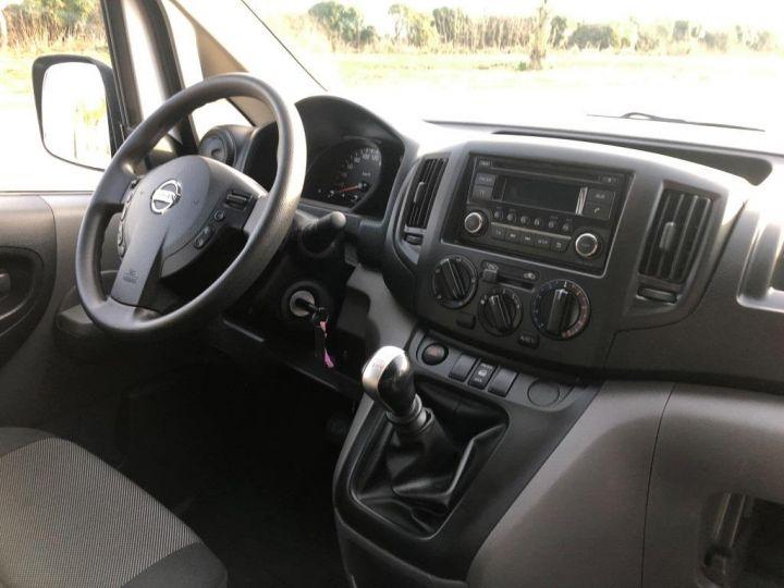 Chassis + carrosserie Nissan NV200 Caisse frigorifique BLANC - 10