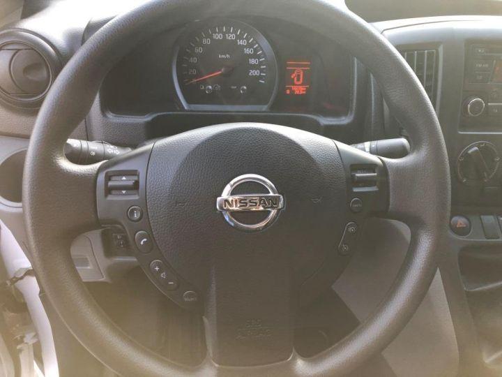 Chassis + carrosserie Nissan NV200 Caisse frigorifique BLANC - 11