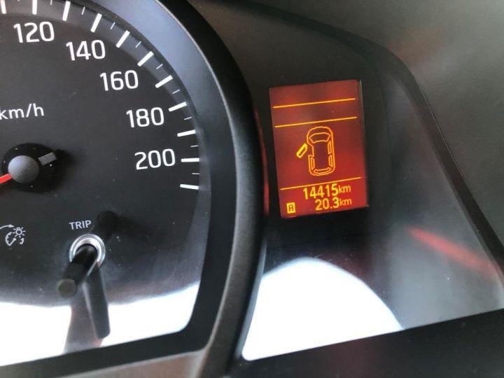 Chassis + carrosserie Nissan NV200 Caisse frigorifique BLANC - 12