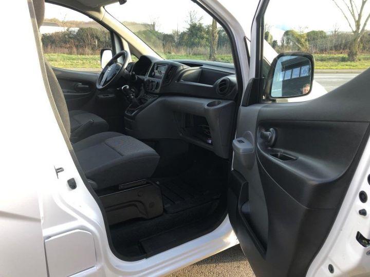 Chassis + carrosserie Nissan NV200 Caisse frigorifique BLANC - 13