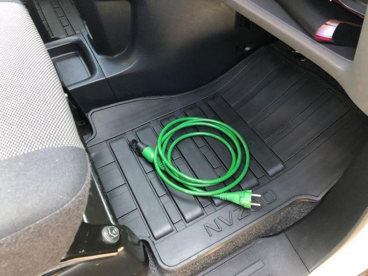 Chassis + carrosserie Nissan NV200 Caisse frigorifique BLANC - 14