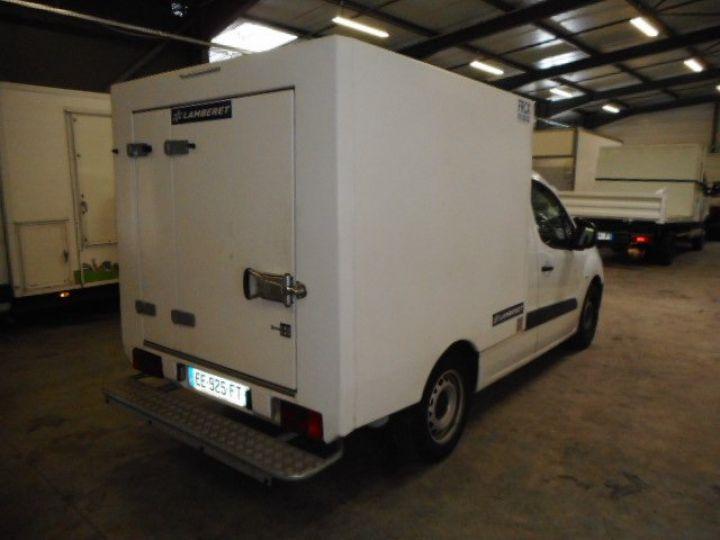 Chassis + carrosserie Peugeot Partner Caisse frigorifique HDI 90  Occasion - 4