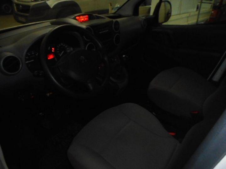 Chassis + carrosserie Peugeot Partner Caisse frigorifique HDI 90  Occasion - 6