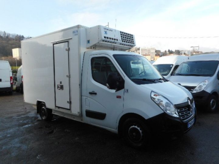 Chassis + carrosserie Renault Master Caisse frigorifique CAISSE FRIGO ISOTHERME / CONGELAION 380W  - 2