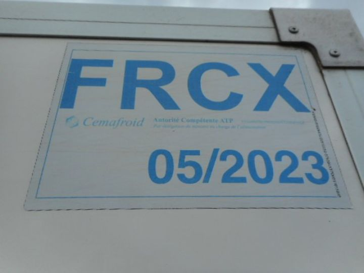 Chassis + carrosserie Renault Trafic Caisse frigorifique CAISSE FRIGORIFIQUE DCI 125  Occasion - 4