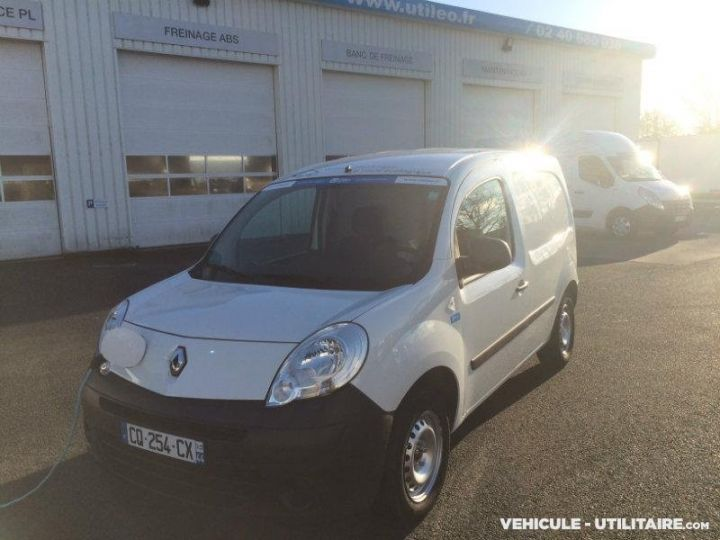 Chassis + carrosserie Renault Kangoo Caisse isotherme ZE  - 1