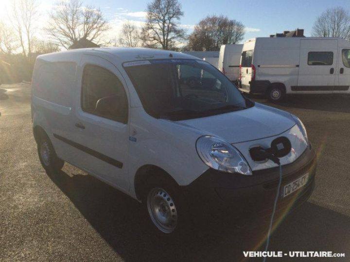 Chassis + carrosserie Renault Kangoo Caisse isotherme ZE  - 2
