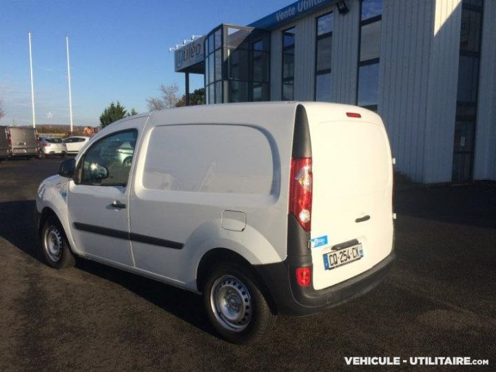 Chassis + carrosserie Renault Kangoo Caisse isotherme ZE  - 3