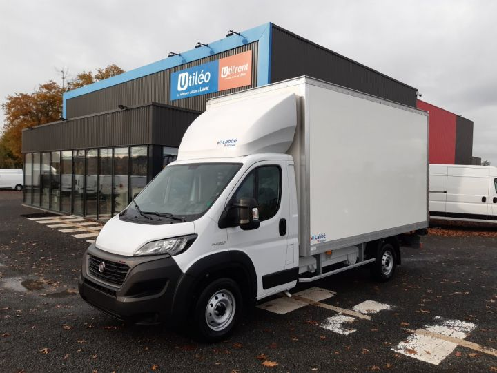 Chassis + carrosserie Fiat Ducato Chassis cabine 2.3 MTJ 160CV CCB HAYON Neuf et DISPO BLANC - 1