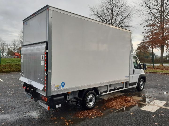 Chassis + carrosserie Fiat Ducato Chassis cabine 2.3 MTJ 160CV CCB HAYON Neuf et DISPO BLANC - 3