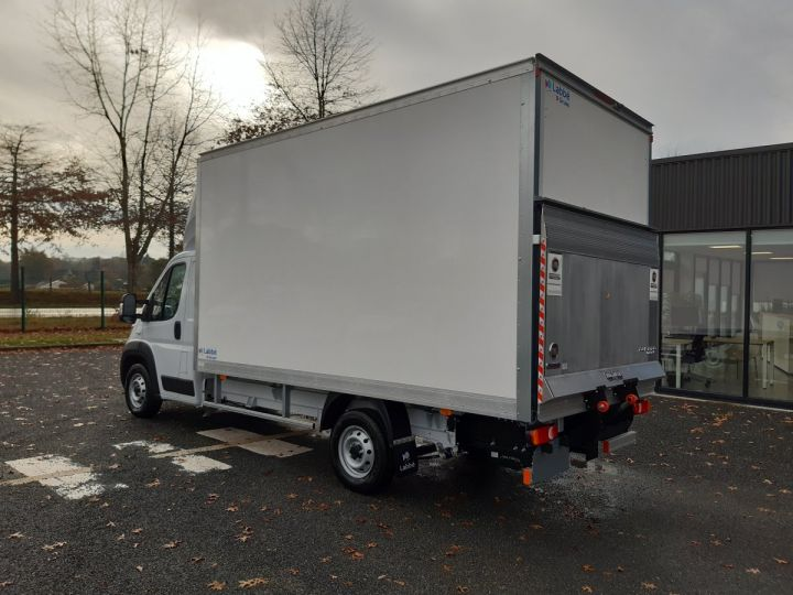 Chassis + carrosserie Fiat Ducato Chassis cabine 2.3 MTJ 160CV CCB HAYON Neuf et DISPO BLANC - 4