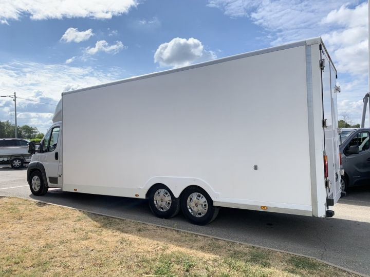 Chassis + carrosserie Fiat Ducato Chassis cabine 30m3  - 4