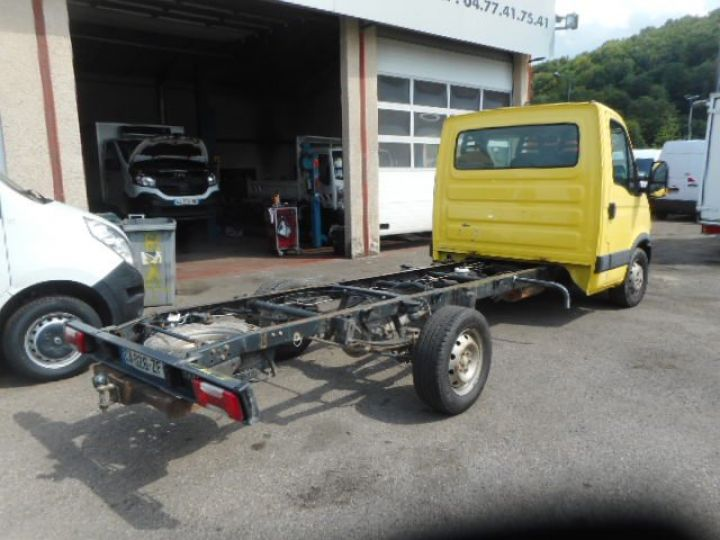 Chassis + carrosserie Iveco Daily Chassis cabine 35S13 CHASSIS  - 3