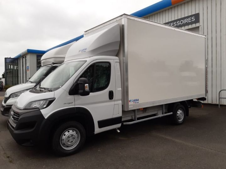Chassis + carrosserie Fiat Ducato PRO LOUNGE BLANC - 1