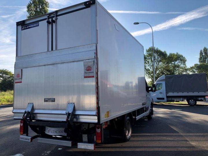 Chassis + carrosserie Renault Master Fourgon frigorifique 135 CV PENDERIE A VIANDE HAYON ELEVATEUR FRC X BLANC - 5