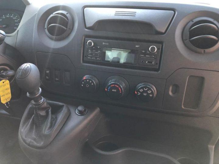 Chassis + carrosserie Renault Master Fourgon frigorifique 135 CV PENDERIE A VIANDE HAYON ELEVATEUR FRC X BLANC - 14