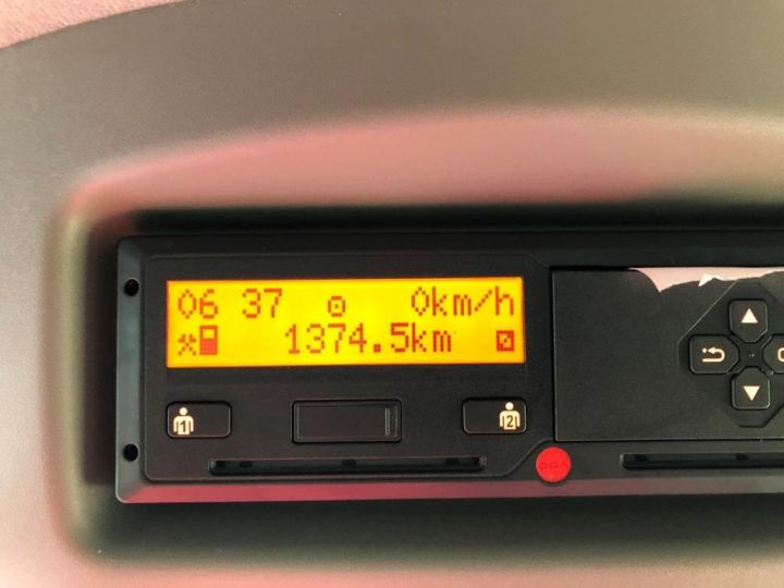 Chassis + carrosserie Renault Master Fourgon frigorifique 135 CV PENDERIE A VIANDE HAYON ELEVATEUR FRC X BLANC - 16