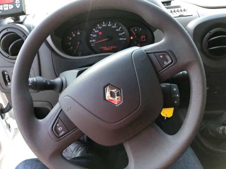Chassis + carrosserie Renault Master Fourgon frigorifique 135 CV PENDERIE A VIANDE HAYON ELEVATEUR FRC X BLANC - 18