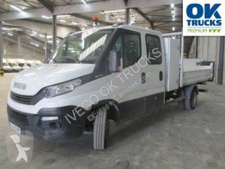 Chassis + carrosserie Iveco 35C14 D  - 1