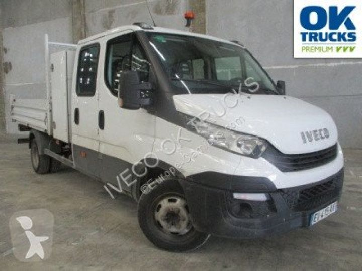 Chassis + carrosserie Iveco 35C14 D  - 4