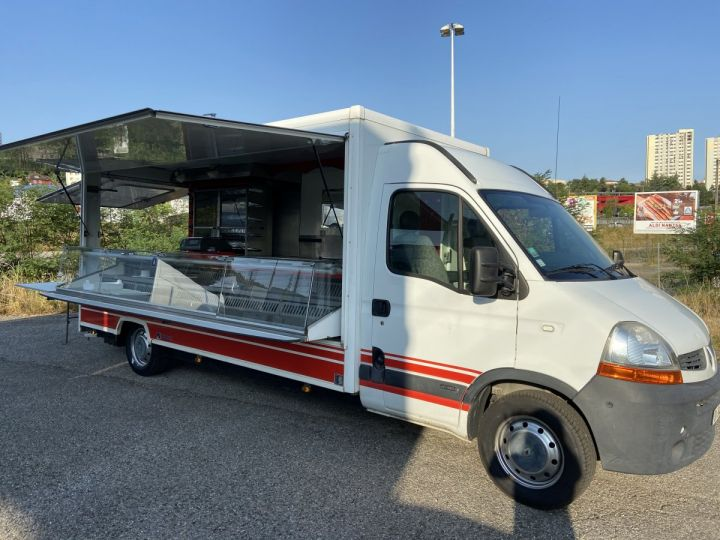 Chassis + carrosserie Renault Master Magasin - Vente detail DCI 120 MAGASIN BOUCHERIE ROTISSERIE  Occasion - 1