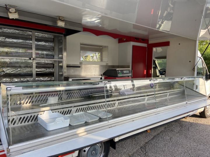 Chassis + carrosserie Renault Master Magasin - Vente detail DCI 120 MAGASIN BOUCHERIE ROTISSERIE  Occasion - 3
