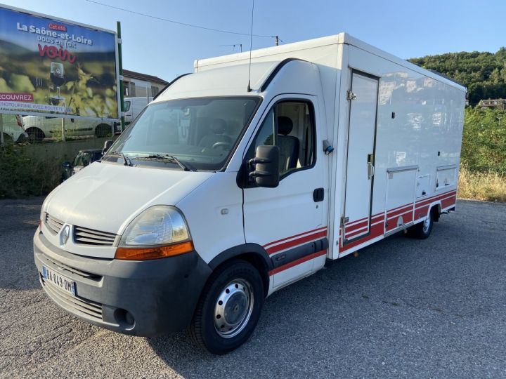 Chassis + carrosserie Renault Master Magasin - Vente detail DCI 120 MAGASIN BOUCHERIE ROTISSERIE  Occasion - 5