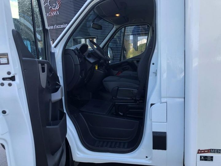 Chassis + carrosserie Nissan NV400 130CV FOURGON 22M3 PLANCHER CABINE PORTE LATERALE BLANC - 9