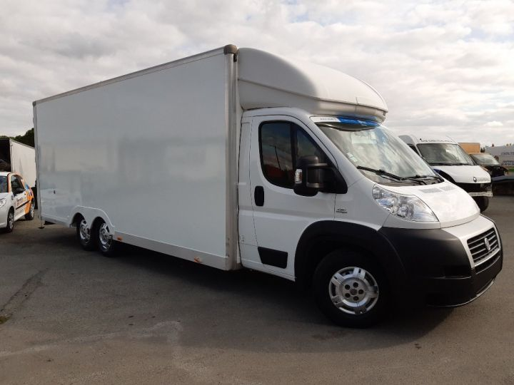 Chassis + carrosserie Opel Movano 3.5 MAXI M 2.3 MULTIJET 16V 130CH PACK PROFESSIONAL BLANC - 2