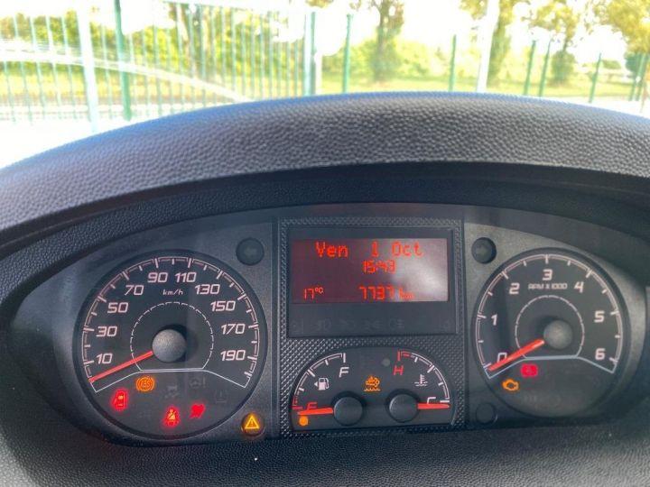 Chassis + carrosserie Citroen Jumper Plateau 130 BACHE COULISSANTE BLANC - 6