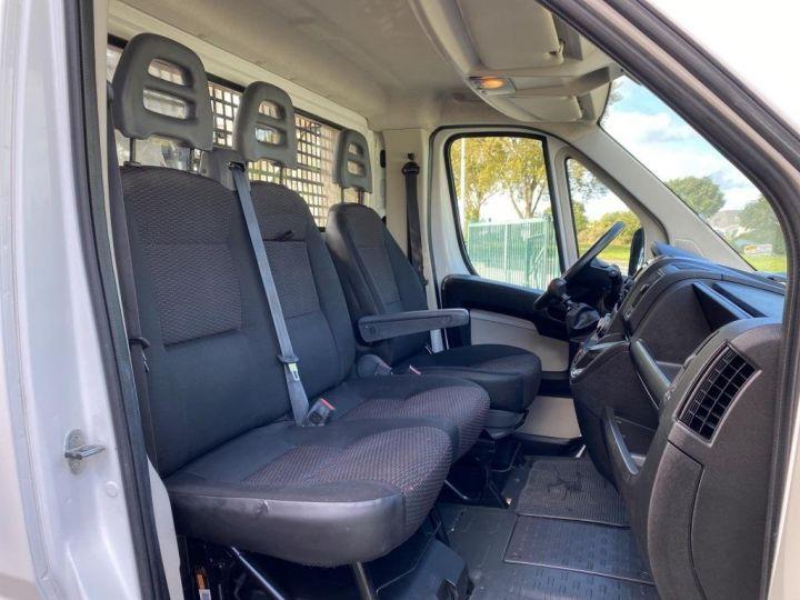Chassis + carrosserie Citroen Jumper Plateau 130 BACHE COULISSANTE BLANC - 10
