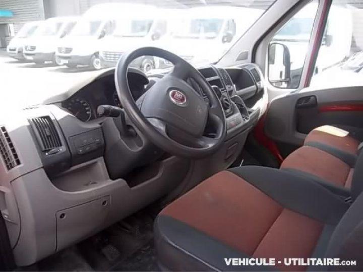 Chassis + carrosserie Fiat Ducato Plateau Maxi XL H2 120  - 6