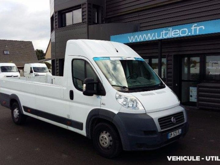 Chassis + carrosserie Fiat Ducato Plateau MAXI XL H2 2.3 MULTIJET 16V 120CH PACK CD CLIM  - 1