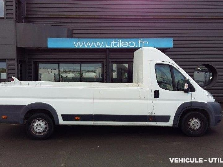 Chassis + carrosserie Fiat Ducato Plateau MAXI XL H2 2.3 MULTIJET 16V 120CH PACK CD CLIM  - 2