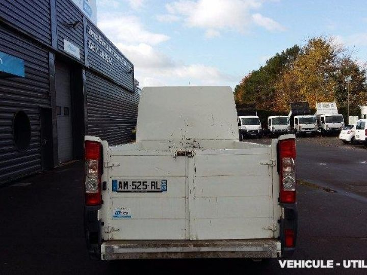 Chassis + carrosserie Fiat Ducato Plateau MAXI XL H2 2.3 MULTIJET 16V 120CH PACK CD CLIM  - 4