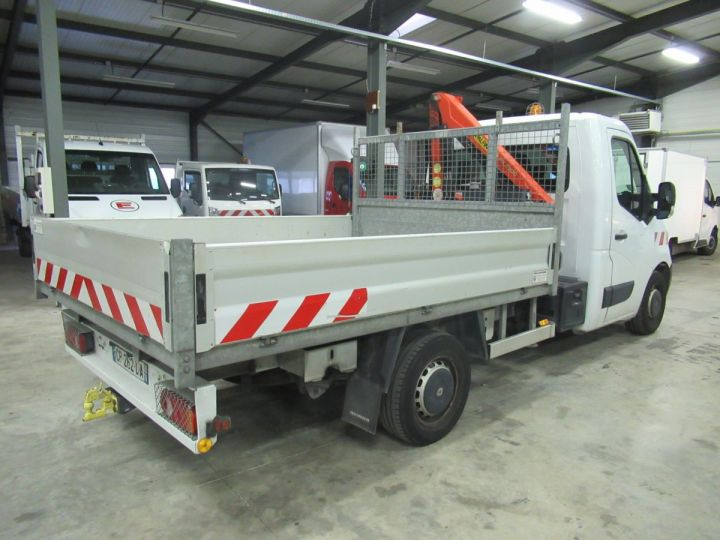 Chassis + carrosserie Renault Master Plateau + grue DCI 125 PLATEAU + GRUE  - 3