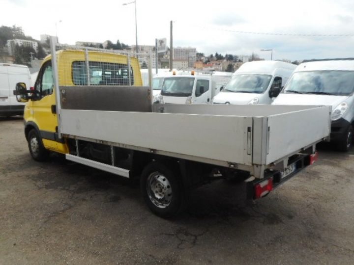 Chassis + carrosserie Iveco Daily Plateau 35S13 PLATEAU 3.50M  - 3