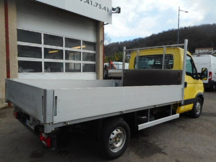 Chassis + carrosserie Iveco Daily Plateau 35S13 PLATEAU 3.50M  - 4