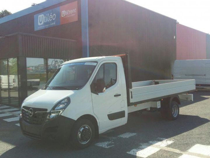Chassis + carrosserie Opel Movano Plateau BI TURBO S&S 2.3 CDTI 145CV BLANC - 1