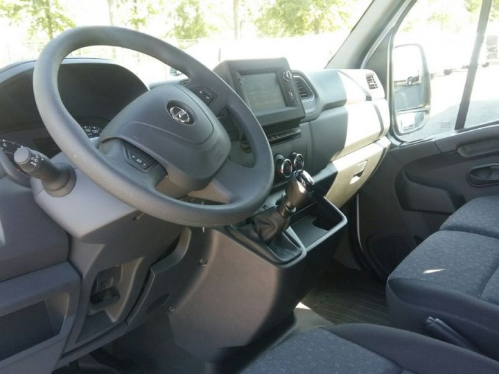 Chassis + carrosserie Opel Movano Plateau BI TURBO S&S 2.3 CDTI 145CV BLANC - 7