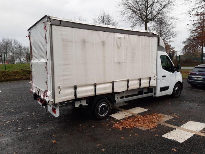 Chassis + carrosserie Opel Movano Plateau PLATEAU PLSC baché 2.3 CDTI 145CV BITURBO  BLANC - 3